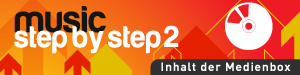 music - step by step 2